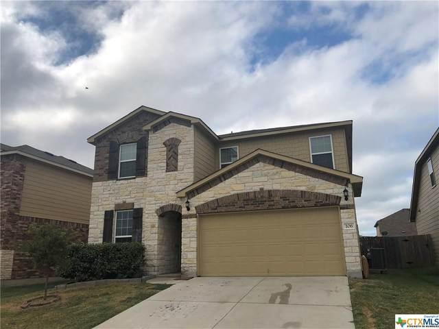 106 W Vega Lane, Killeen, TX 76542 (MLS #450437) :: The Real Estate Home Team