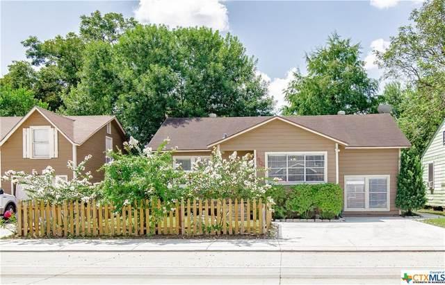 1507 E Crestwood Drive, Victoria, TX 77901 (MLS #450472) :: RE/MAX Land & Homes