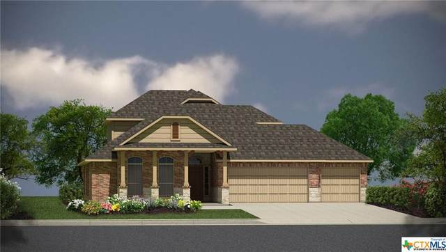 1309 Roma Street, Harker Heights, TX 76548 (MLS #450505) :: RE/MAX Family
