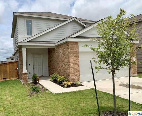 104 Comet Drive #21, Jarrell, TX 76537 (MLS #450523) :: RE/MAX Family