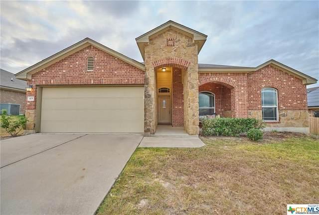 401 Rowdy Drive, Killeen, TX 76542 (MLS #450524) :: The Curtis Team