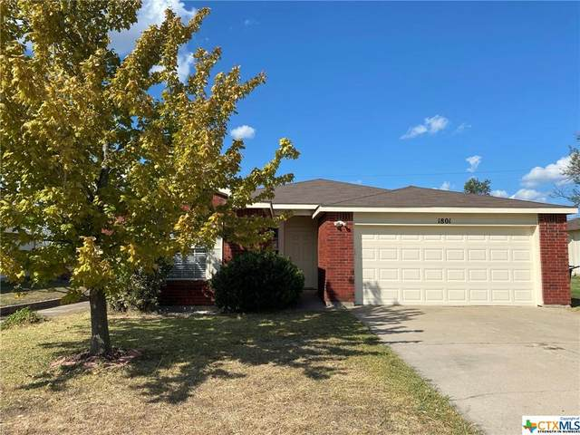 1801 Waterford Drive, Killeen, TX 76542 (MLS #450594) :: RE/MAX Family