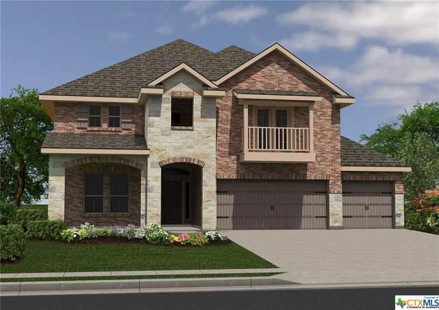 1313 Roma Street, Harker Heights, TX 76548 (MLS #450595) :: RE/MAX Family