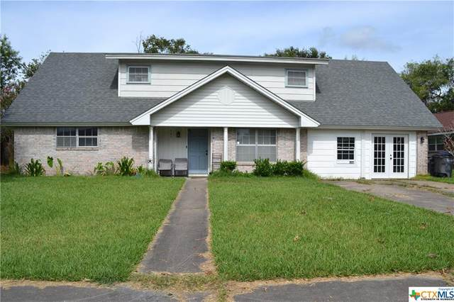 201 Tanglewood Drive, Victoria, TX 77901 (MLS #450612) :: Texas Real Estate Advisors