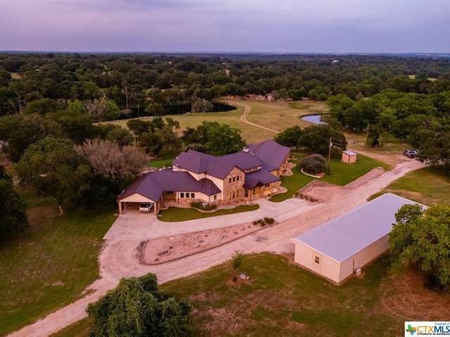 9420 Fm 2843, Salado, TX 76571 (MLS #450664) :: The Real Estate Home Team