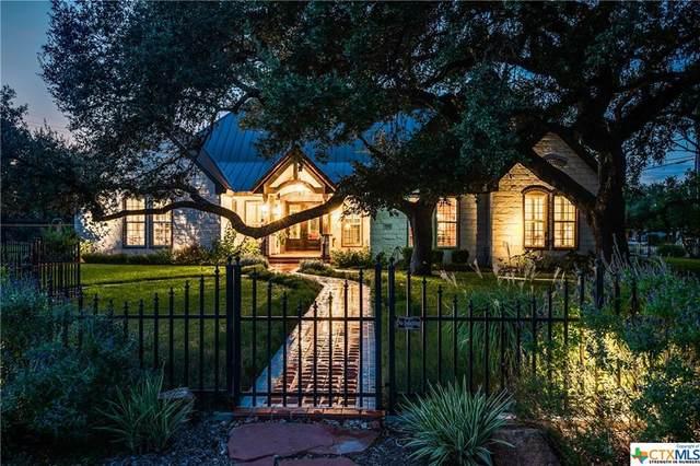 185 Lakeview Boulevard, New Braunfels, TX 78130 (MLS #450665) :: Texas Real Estate Advisors