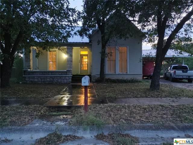 408 S Spring Street, Lampasas, TX 76550 (MLS #450695) :: The Real Estate Home Team