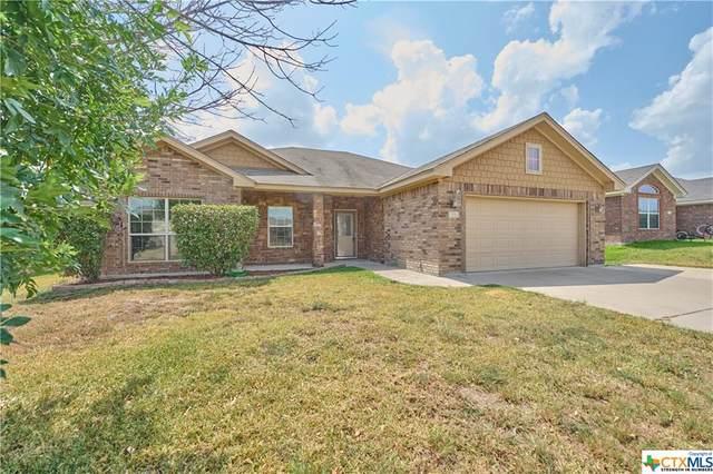 3510 Llano Estacado Court, Killeen, TX 76549 (MLS #450701) :: RE/MAX Family