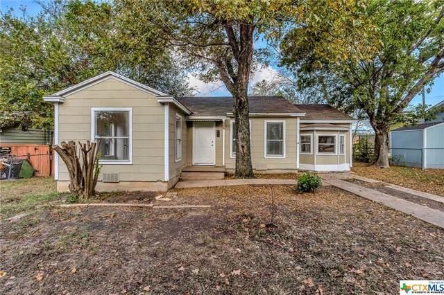 807 Cloud Street, Killeen, TX 76541 (MLS #450747) :: RE/MAX Family
