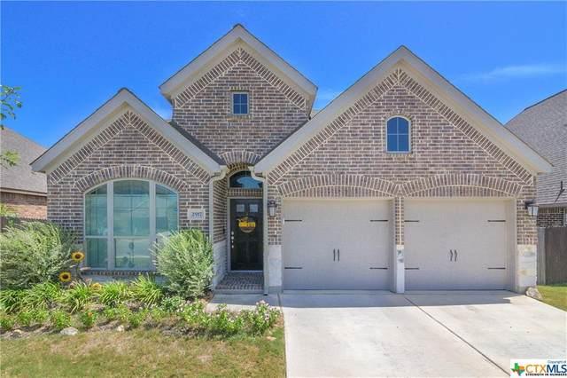 2917 Coral Way, Seguin, TX 78155 (MLS #450761) :: HergGroup San Antonio Team