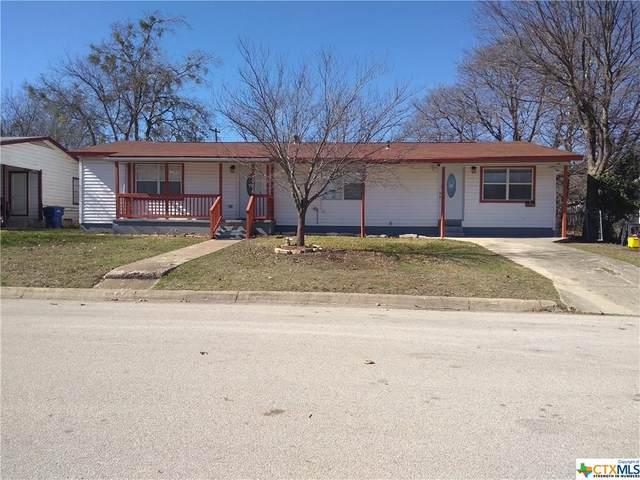 1006 S 9th Street, Copperas Cove, TX 76522 (MLS #450764) :: Rebecca Williams