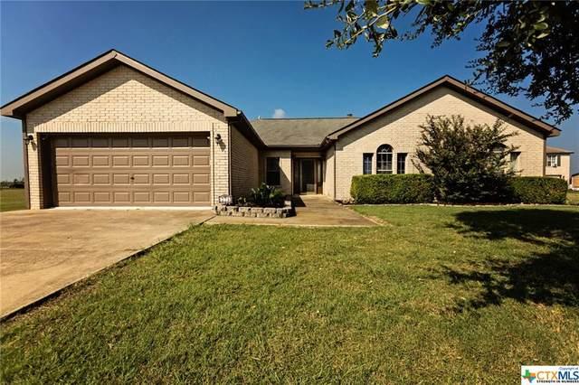 274 County Road 396, Jarrell, TX 76537 (MLS #450767) :: Brautigan Realty