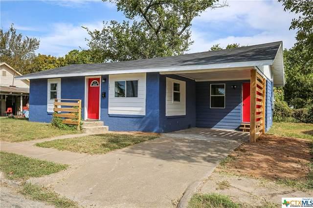 1405 Pidcoke Street, Gatesville, TX 76528 (MLS #450769) :: RE/MAX Family