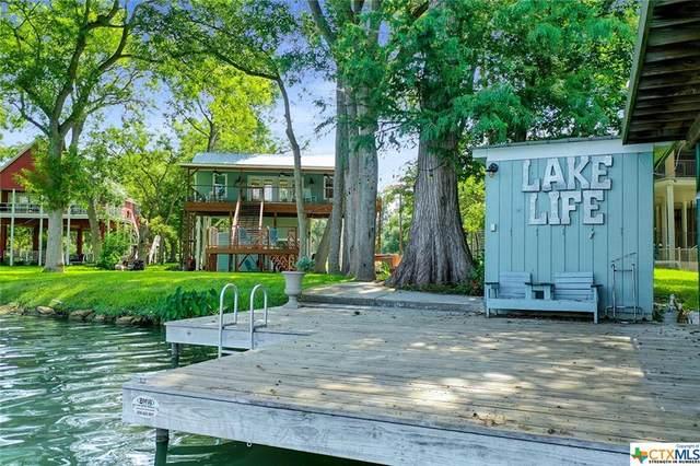 310 Turtle Lane, Seguin, TX 78155 (MLS #450808) :: The Zaplac Group
