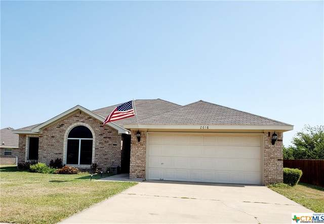 2616 Curtis Drive, Copperas Cove, TX 76522 (MLS #450836) :: The Zaplac Group