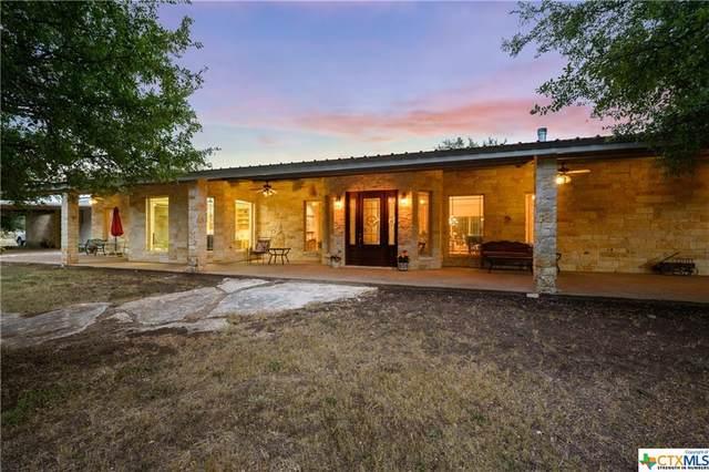 4971 N Fm 2843, Salado, TX 76571 (MLS #450850) :: Texas Real Estate Advisors