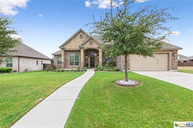 2009 Friars Grove Drive, Temple, TX 76502 (MLS #450877) :: Vista Real Estate