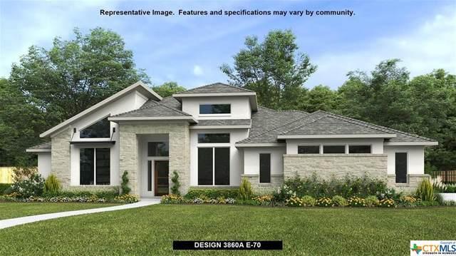 1233 Axis Ridge, New Braunfels, TX 78132 (MLS #450892) :: The Real Estate Home Team