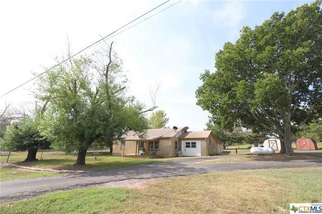 902 N Ridge Street, Lampasas, TX 76550 (MLS #450913) :: The Real Estate Home Team