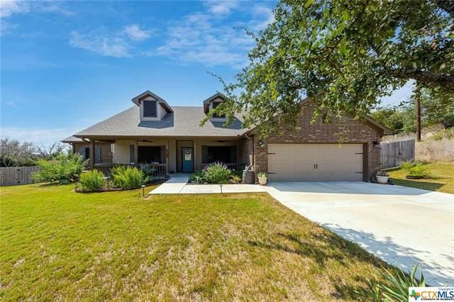 2 Samac Lane, Lampasas, TX 76550 (MLS #450916) :: The Real Estate Home Team