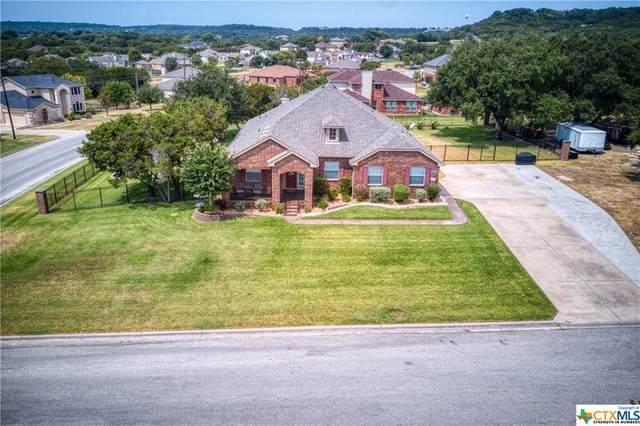 2000 Blue Heron Lane, Harker Heights, TX 76548 (MLS #450926) :: Texas Real Estate Advisors