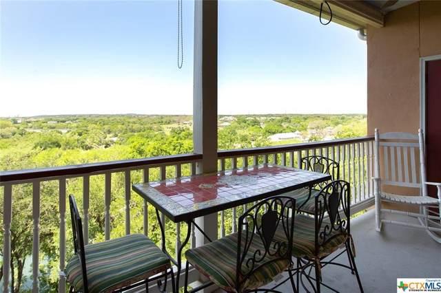 1247 Gruene Road #306, New Braunfels, TX 78130 (#450928) :: Sunburst Realty
