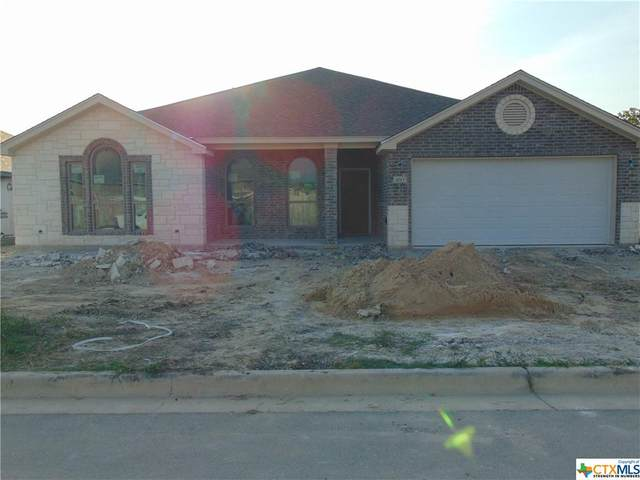 1013 Galloway Drive, Belton, TX 76513 (MLS #450935) :: The Real Estate Home Team