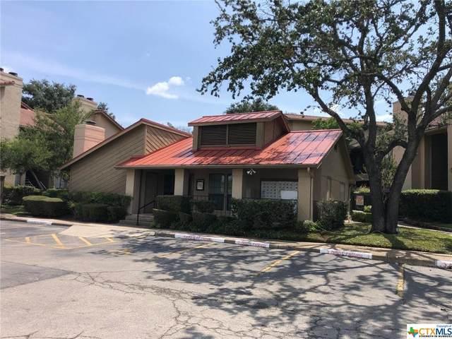 1202 Thorpe Lane #605, San Marcos, TX 78666 (MLS #450945) :: Texas Real Estate Advisors