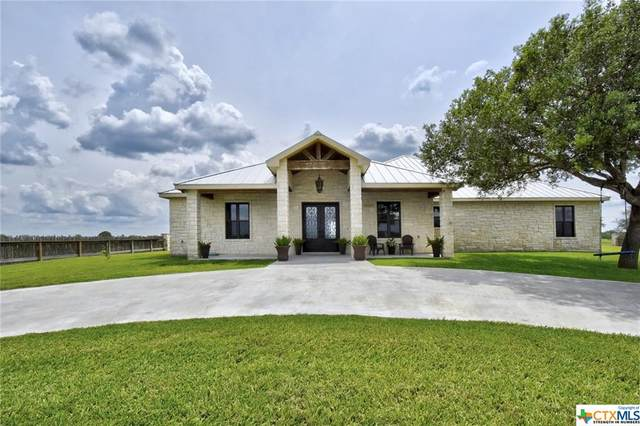 793 Mcguill Road, Goliad, TX 77963 (MLS #450958) :: Kopecky Group at RE/MAX Land & Homes