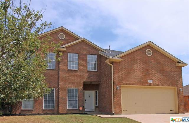 611 Totem Trail, Harker Heights, TX 76548 (MLS #450965) :: The Zaplac Group