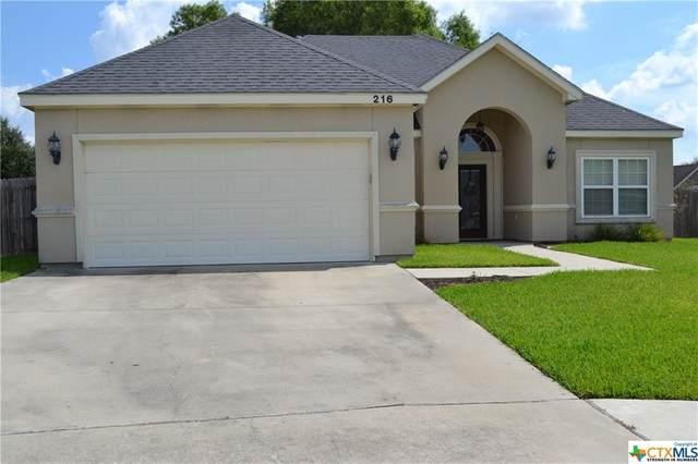 216 Amberglow Court, Victoria, TX 77904 (MLS #450968) :: RE/MAX Land & Homes