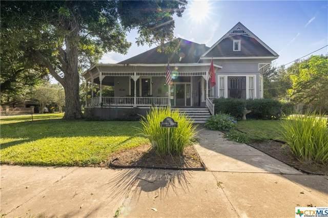 205 Saint James Street, Gonzales, TX 78629 (#450970) :: Sunburst Realty