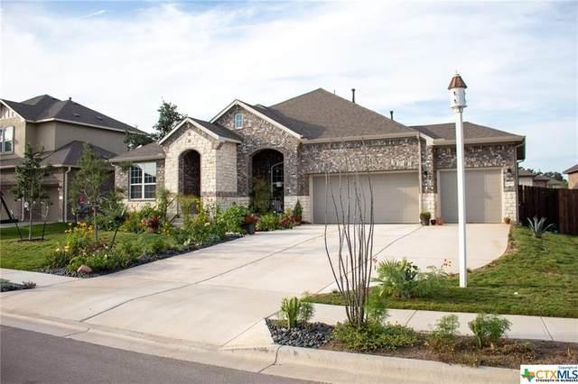 4229 Deer Lake Lane, Georgetown, TX 78628 (MLS #450982) :: The Zaplac Group