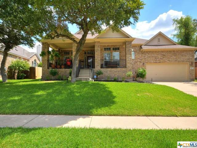 3905 Lagoona Drive, Round Rock, TX 78681 (MLS #450993) :: The Zaplac Group
