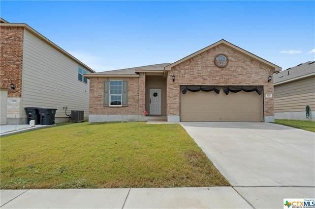310 W Vega Lane, Killeen, TX 76542 (MLS #451077) :: Kopecky Group at RE/MAX Land & Homes