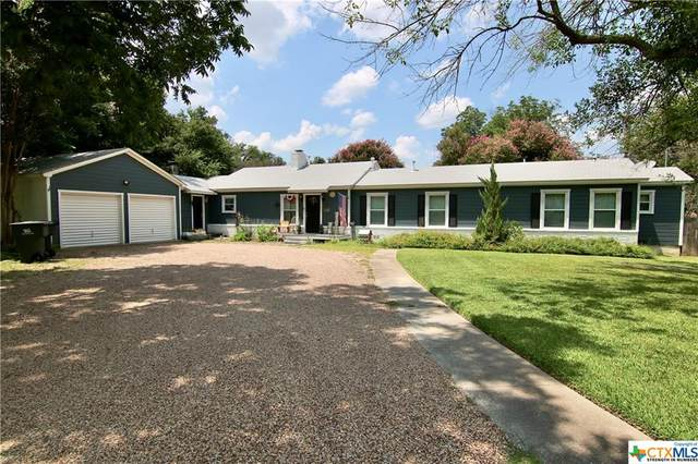 610 W Walker Avenue, Temple, TX 76501 (MLS #451079) :: The Real Estate Home Team