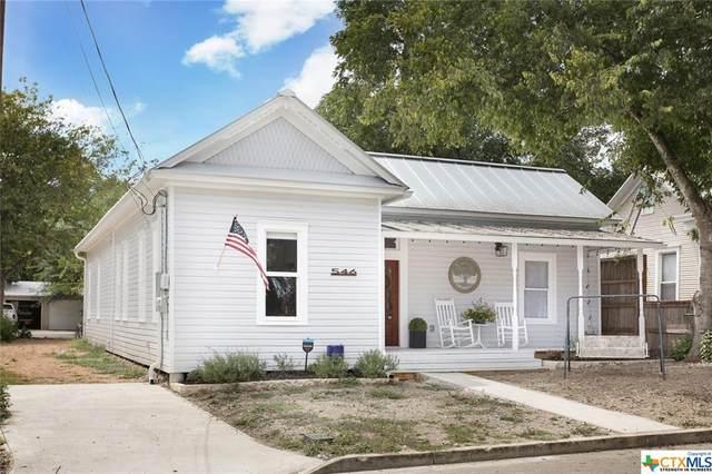 546 S Academy Avenue, New Braunfels, TX 78130 (MLS #451099) :: Rebecca Williams