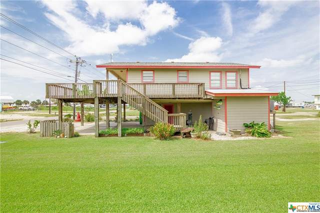 412 Maple Street, Port O'Connor, TX 77982 (MLS #451104) :: RE/MAX Land & Homes