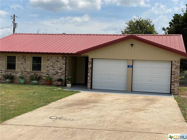 613 County Road 4876, Copperas Cove, TX 76522 (MLS #451144) :: RE/MAX Family