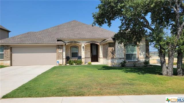 8401 Grayson Trail, Killeen, TX 76542 (#451163) :: Sunburst Realty