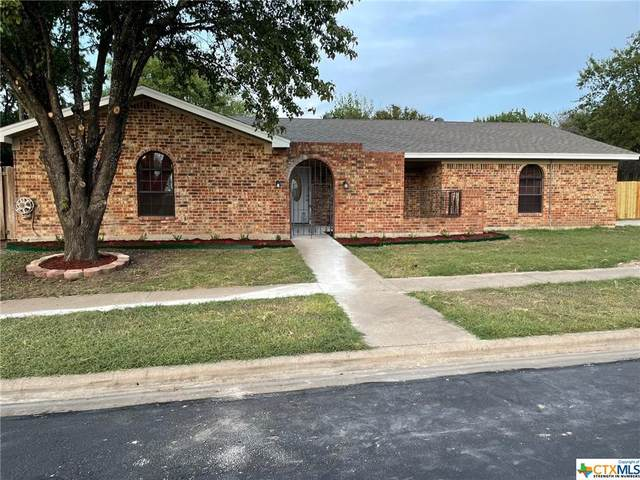 3601 Plains Drive, Killeen, TX 76542 (MLS #451207) :: RE/MAX Family