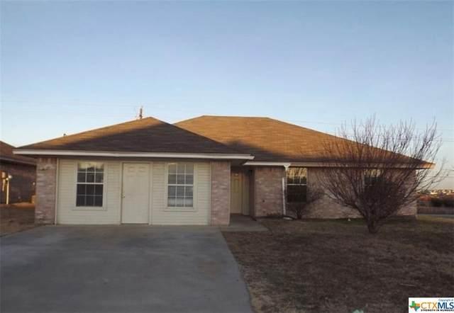 3201 Westwood Drive, Killeen, TX 76549 (MLS #451213) :: Rebecca Williams