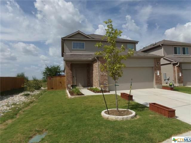 704 Circle Way 47H, Jarrell, TX 76537 (MLS #451226) :: HergGroup San Antonio Team