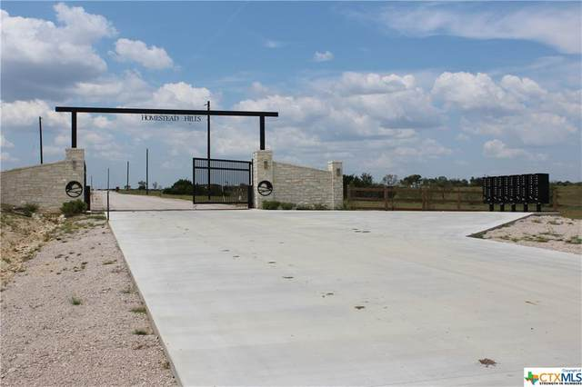 CR  101 Reserve Way, Lampasas, TX 76550 (MLS #451256) :: The Zaplac Group