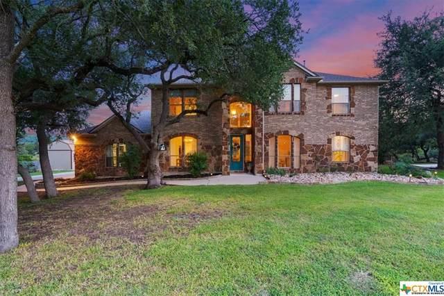 117 Waterford Lane, Georgetown, TX 78628 (MLS #451270) :: RE/MAX Family