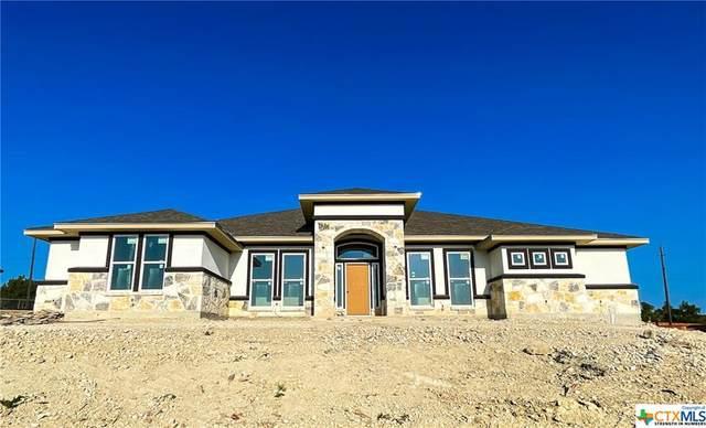 2010 Box Canyon, Nolanville, TX 76559 (MLS #451293) :: The Zaplac Group