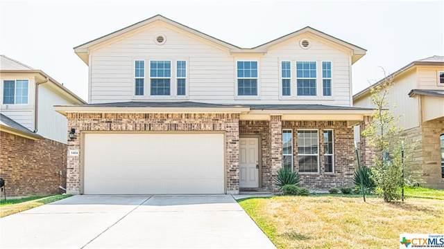 3414 Lorne Drive, Killeen, TX 76542 (MLS #451301) :: RE/MAX Family