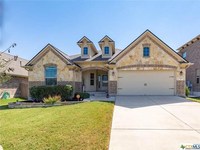 1504 Pinot Noir Street, Leander, TX 78641 (MLS #451309) :: Brautigan Realty