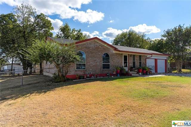 2501 Mountain Avenue, Copperas Cove, TX 76522 (MLS #451314) :: Texas Real Estate Advisors
