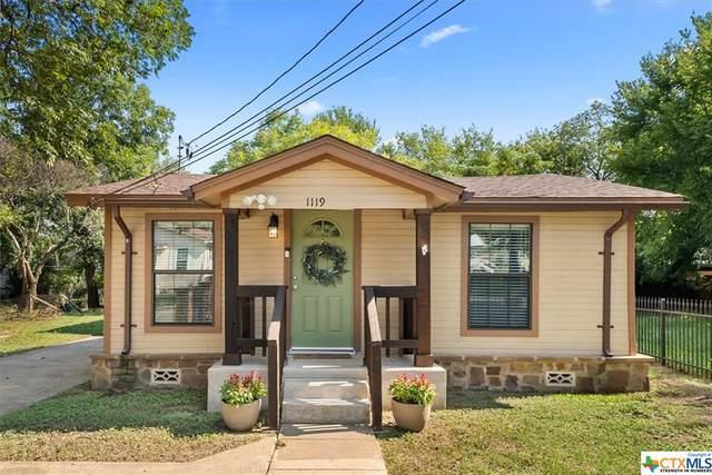 1119 Marshall Street, San Marcos, TX 78666 (MLS #451341) :: RE/MAX Family